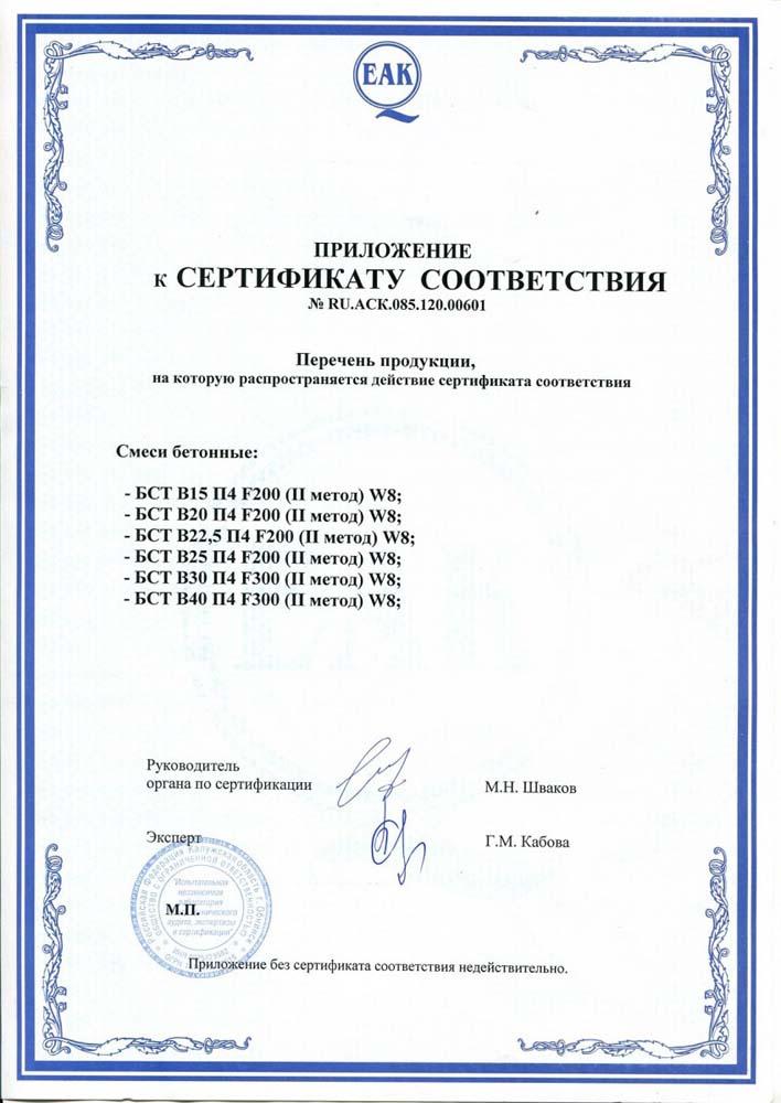 Сертификат раствор цементный м300 сделать пол из бетонной смеси